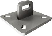 Immagine di Piastra di estremità SVE in acciaio zincato caldo