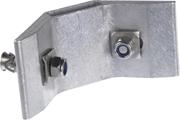 Immagine di Staffa porta lastra angolare LW 50